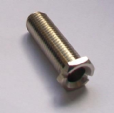 Steel Bolt Ferrule Screw for Bath and Sink Wastes 41mm - 74000004